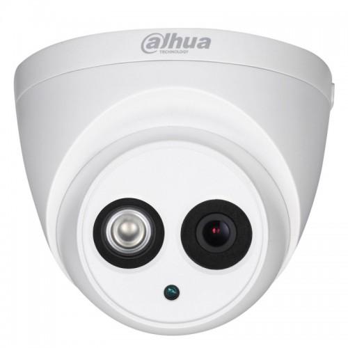 Κάμερα Dome - DAHUA HAC-HDW2401EM 3.6mm Εικόνα - Ήχος