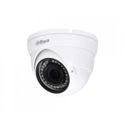 Κάμερα Dome ανάλυσης 1280x720 1MP - Dahua HAC-HDW1100R-VF-S3 Εικόνα - Ήχος