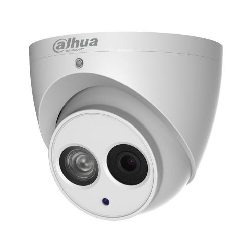 IP Dome κάμερα 6MP, με φακό 2.8mm και IR50m DAHUA - IPC-HDW4631EM-ASE