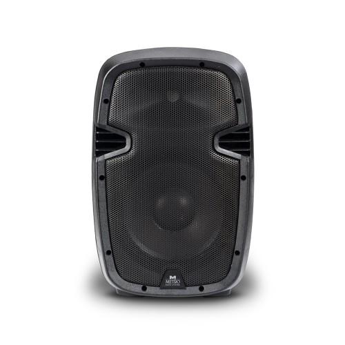 """Αυτοενισχυόμενο ηχείο 320W 10"""" με mp3 player και bluetooth - Metro ES-10A MP3 BT"""