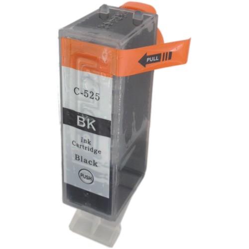 ΣΥΜΒΑΤΟ ΜΕΛΑΝΙ CANON PGI-525 BLACK 22ml