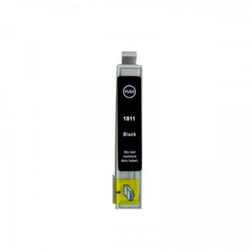 ΣΥΜΒΑΤΑ ΜΕΛΑΝΙΑ EPSON XL 18-ml  T-1811 Black Toner - Μελάνια - Εκτυπωτές