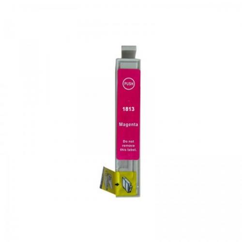 ΣΥΜΒΑΤΑ ΜΕΛΑΝΙΑ EPSON XL 18-ml  T-1813 Mag Toner - Μελάνια - Εκτυπωτές