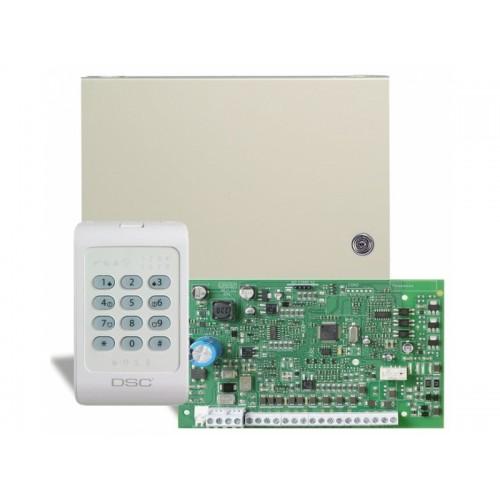 DSC  -  PC1404  KIT Συναγερμοί - Ασφάλεια
